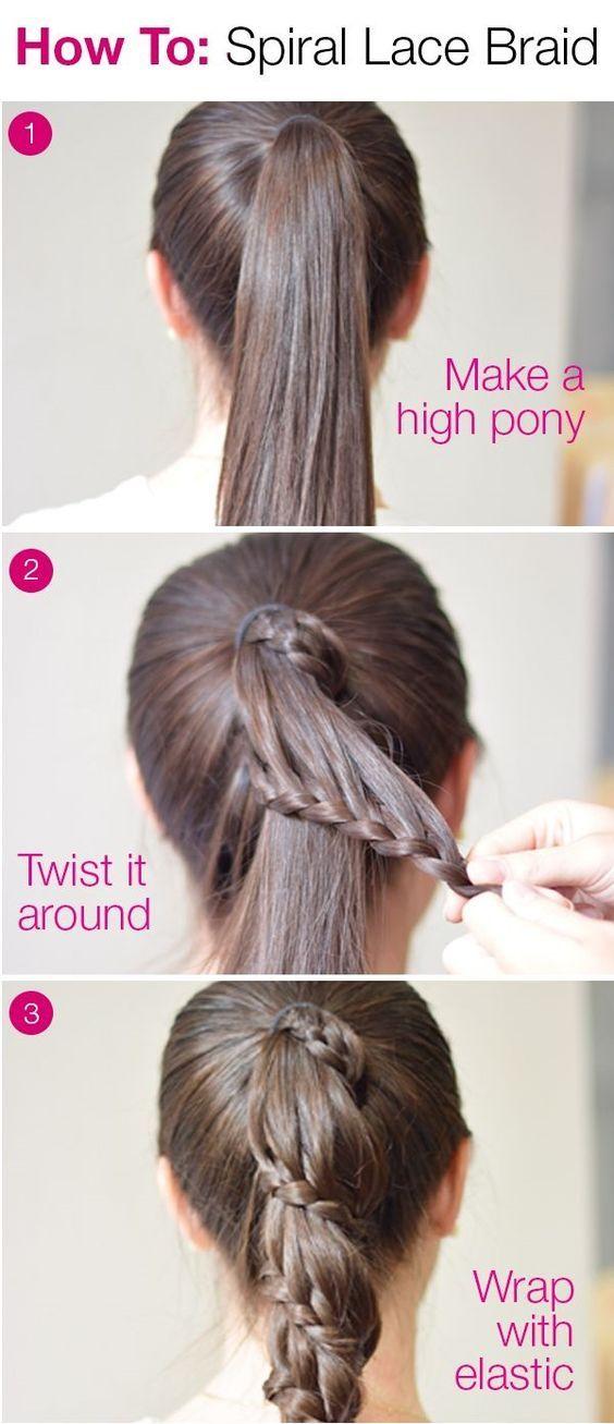Easy Braid Hair Styles: 25+ Best Ideas About Braids On Pinterest