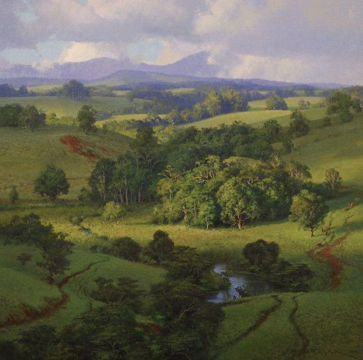 1993 best ideas for landscape paintings images on pinterest