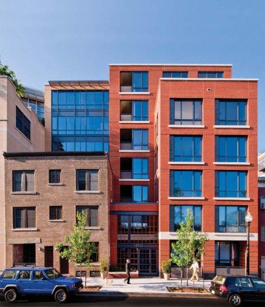 Potomac Valley Design Awards Winner Architecture Apts