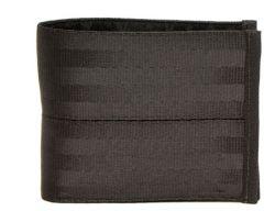 Harveys Seatbelt Mens Wallet black