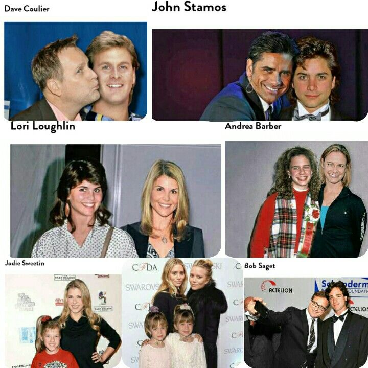 115 best images about TV: Full house on Pinterest | Full ... Cast Of Full House Then And Now Pictures