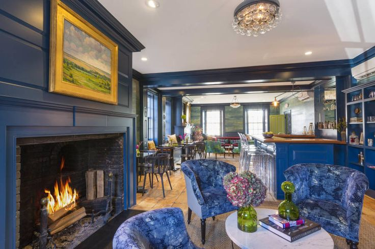 Our Salem MA hotel is the size of a small Salem MA inn with amenities found in larger hotels in Salem Massachusetts. Gas fireplaces. Free WIFI. A Lark Hotel