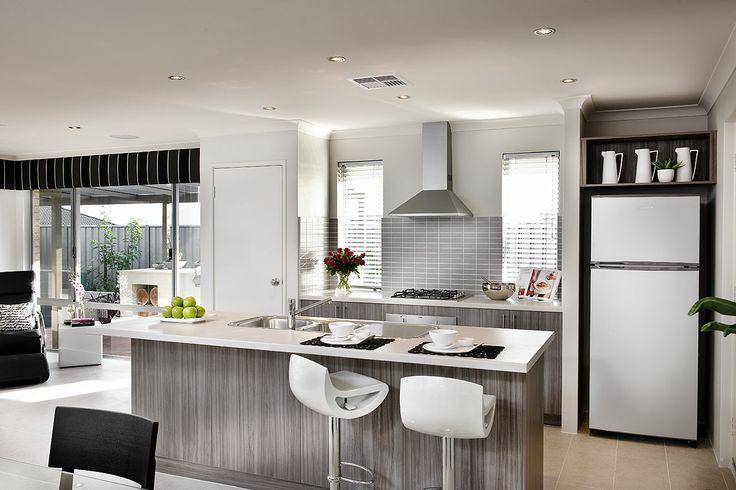 Homebuyers Centre - Capri Display Home Kitchen