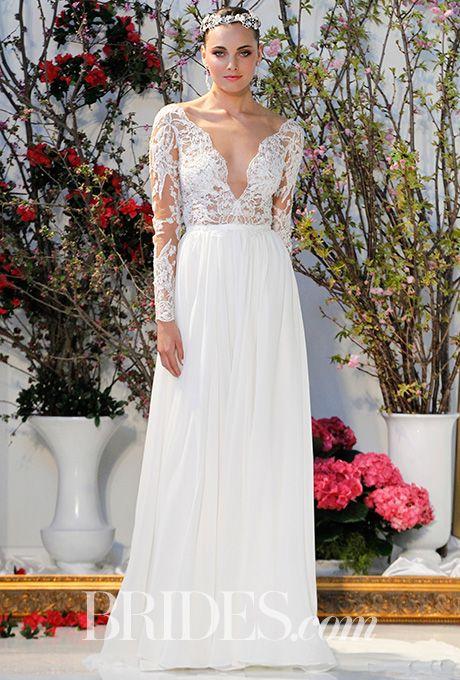 Anne Barge - Spring 2017. Wedding dress by Anne Barge