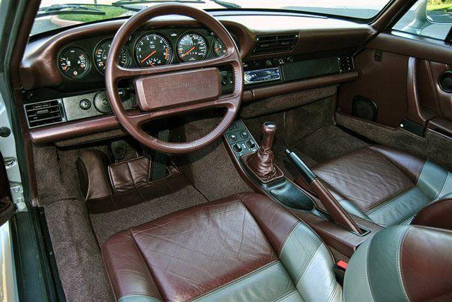Porsche 959 Interior Dream Cars Pinterest