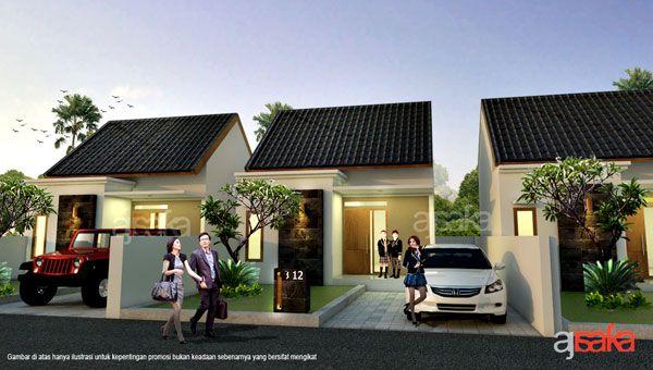 Sejahgad Town House Kupang Type 32 / 112