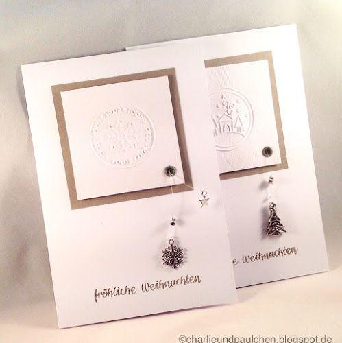 Charlie & Paulchen: Mini Embossing-Folder