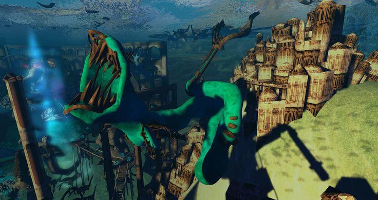 https://flic.kr/p/sa4z5P | Fantasy Faire 2015 - Poseidons Abyss