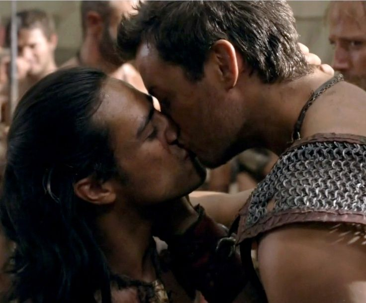 I got new ship. Agron x Nasir from Spartacus :3