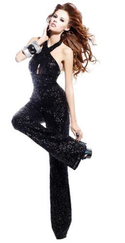 Dressy Jumpsuits Dressy Black Jumpsuit For Women By
