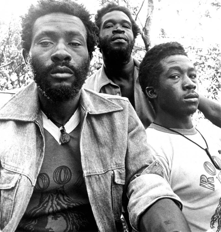BURNING SPEAR, '75