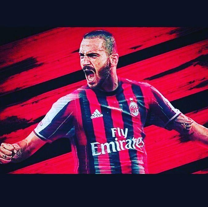 #bonucci #acmilan #milan #football #calcio