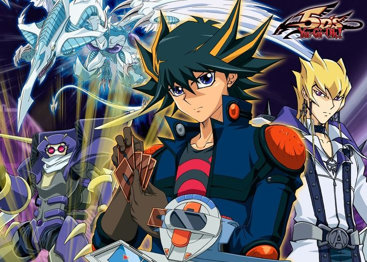Yu-Gi-Oh! 5D, Gash Bell and Dinosaur King in ABS-CBN's Animazing Morning Daily