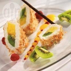 Foto de la receta: Sushi de kiwi