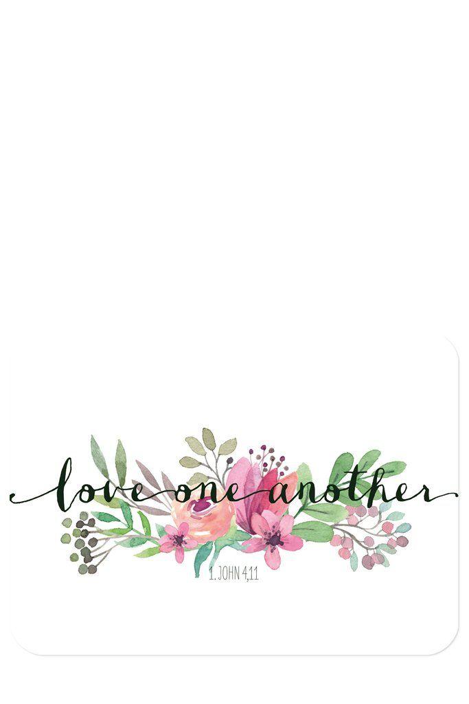 Christliche Postkarte von Himmel im Herzen