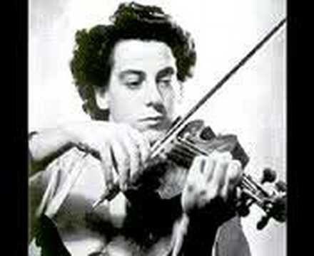 Ginette Neveu Plays Ravel Tzigane