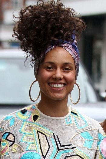 """Alicia Keys, """"clé"""" du féminisme : Tops et flops : le meilleur (et le pire) de l'actu people - Journal des Femmes"""