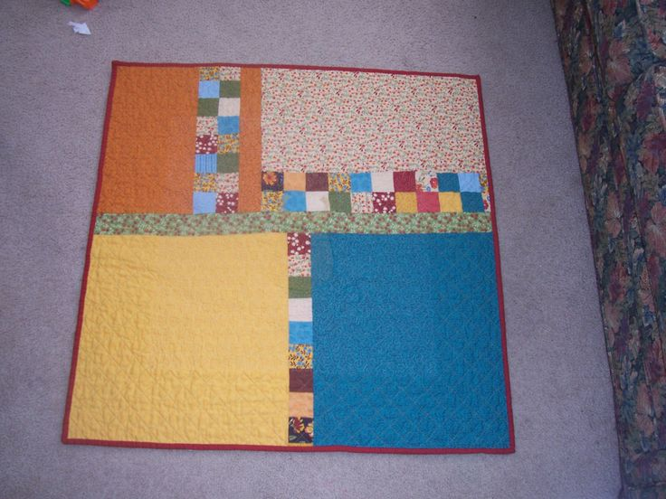 creative quilt backs - Google Search
