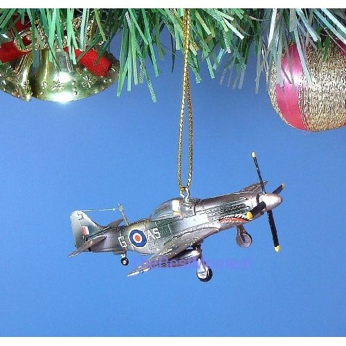 Airplane ornaments every time a bell rings an angel gets