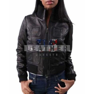 we offer the colorful range of women leather bomber jacket, cheap bomber jackets for women and women's brown leather bomber jacket. You could also try our custom made jackets to meet your desires.