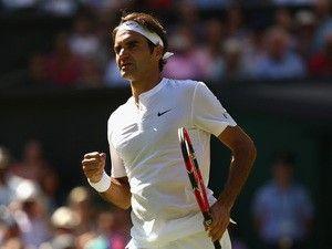 Result: Roger Federer sails into Wimbledon semi-finals by beating Milos Raonic #Wimbledon #Tennis #302548
