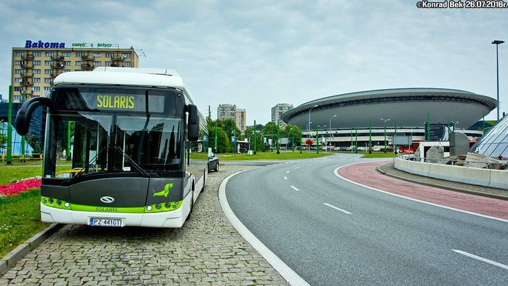 Designed and produced in Poland Solaris Urbino 12 electric bus received the…