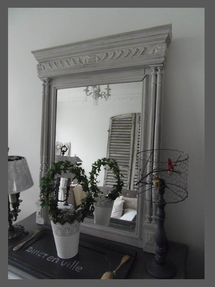 11 best Noël 2014 images on Pinterest Sun mirror, Design interiors - Repeindre Un Meuble En Chene