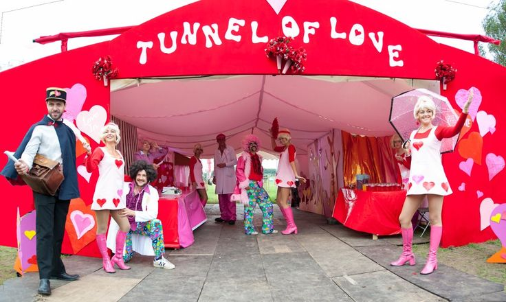 Tunnel of Love - Shambala Festival