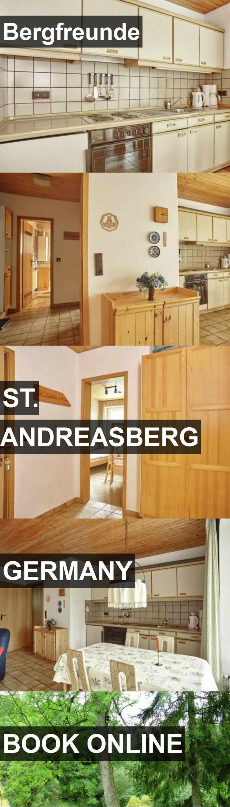 Hotel Bergfreunde in St. Andreasberg, Germany. For more information, photos, reviews and best prices please follow the link. #Germany #St.Andreasberg #hotel #travel #vacation