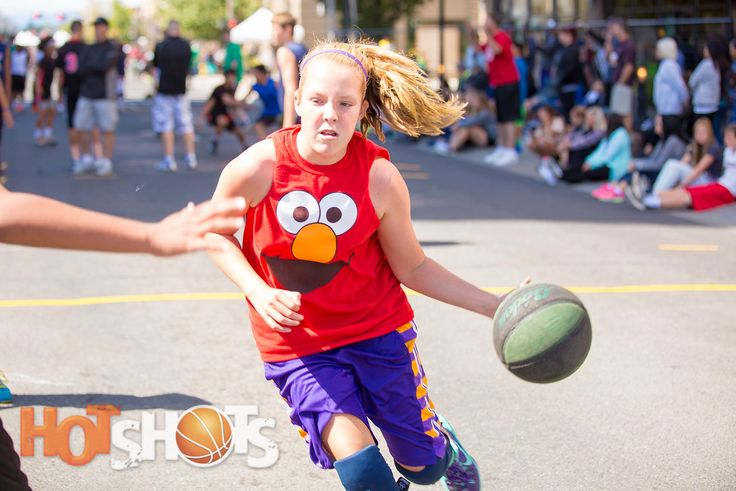 2015 Hot Shots 3on3 Tournament