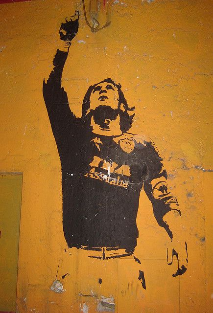 Rome - Francesco Totti by Marionzetta, via Flickr