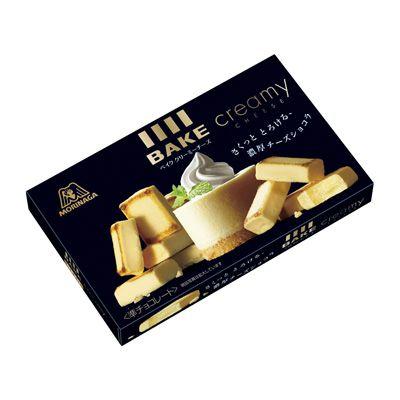 ベイク <クリーミーチーズ> - 食@新製品 - 『新製品』から食の今と明日を見る!