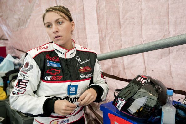 taylor earnhardt wedding pictures | Taylor Earnhardt Taylor Earnhardt of USA looks on during day one of ...