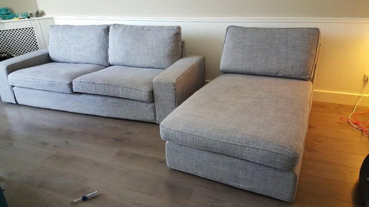 Kivik Isunda Grey Ikea Furniture Pinterest Grey And