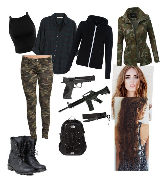 Survival Outfit (5th Wave)