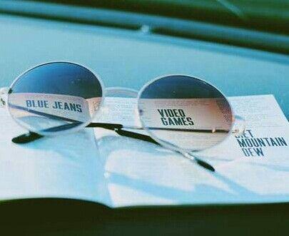 Lana Del Rey #LDR #Blue_Jeans #Video_Games #Diet_Moutain_Dew