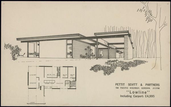 woolley,mid century,Australia, St Ives