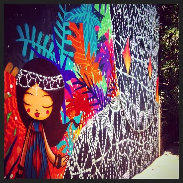 Celebrating Art With This Cool Urban Art Wall Paint In The