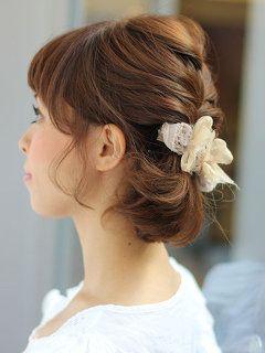 結婚式 ドレス ジャガード