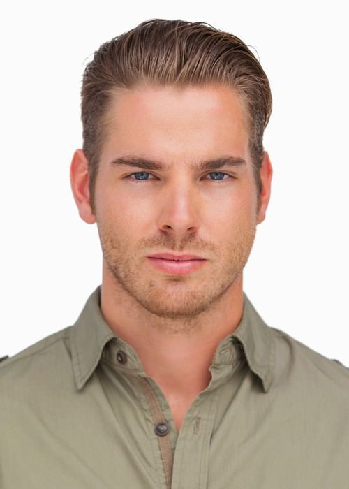 The Aiden Brushed Smooth Look