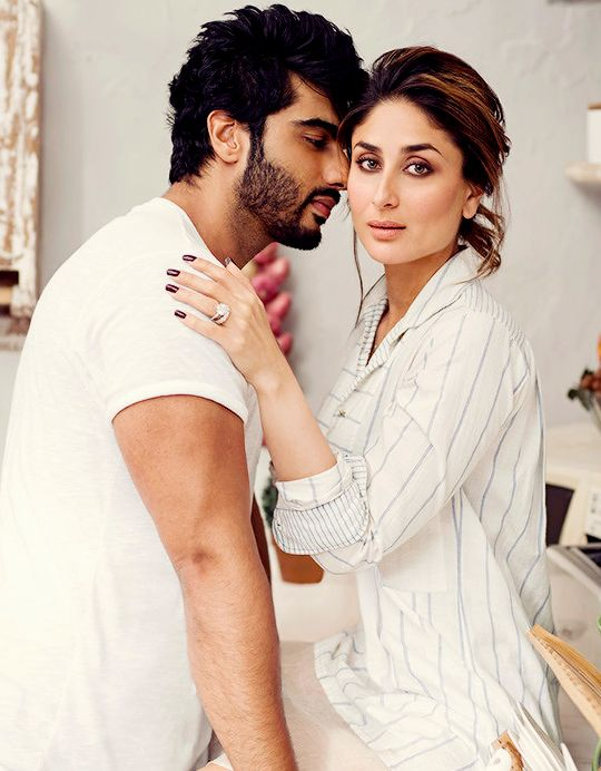 Arjun Kapoor Kareena Kapoor Khan Ki & Ka #FilmFare #Photoshoot #KI&KA #Fashion #Style #Hot #Bollywood #India #ArjunKapoor #KareenaKapoorKhan