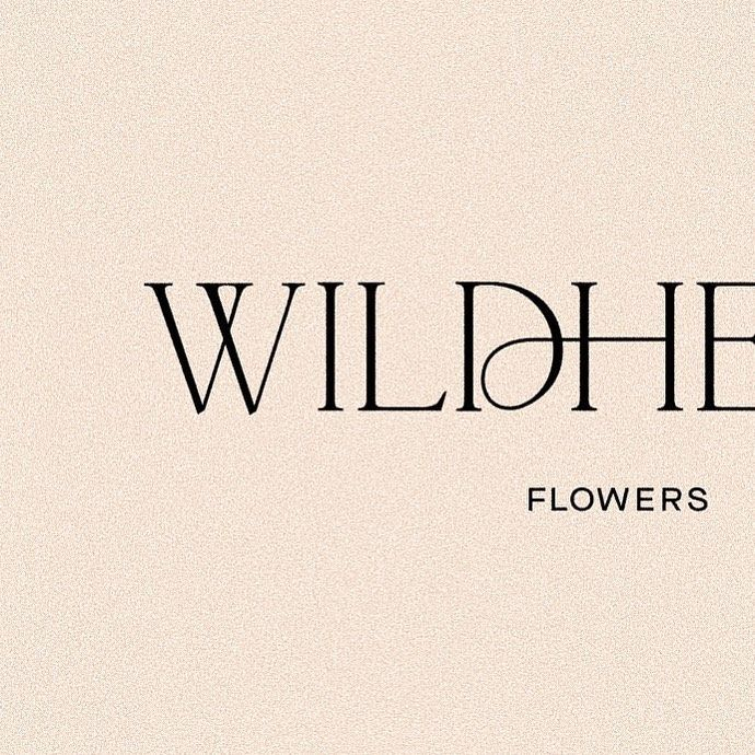 A Modern Elegant Logo Design For A Floral Stylist Or Floral Brand
