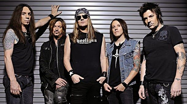 """SKID ROW - Lyric video """"We Are The Damned"""""""
