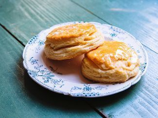 buttermilk bisquits hohey butter  Recipes, Easy Recipes, Cooking and Baking Recipes | SAVEUR