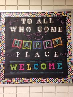 1000+ ideas about Welcome Back Banner on Pinterest   School ...
