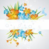 Flowers — Stock vektor