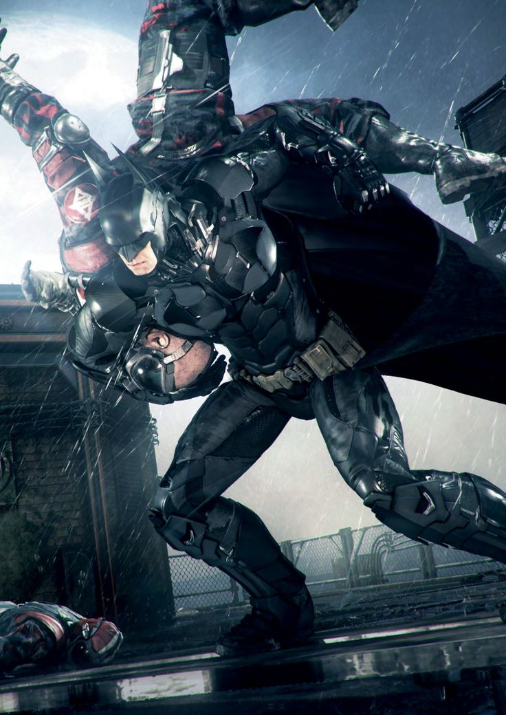 Batman: Arkham Knight Detail