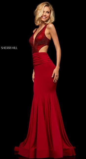 8072a189ce8 Sherri Hill Dress 52793