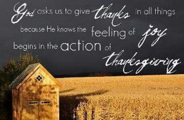 Ann Voskamp Thanksgiving Quote