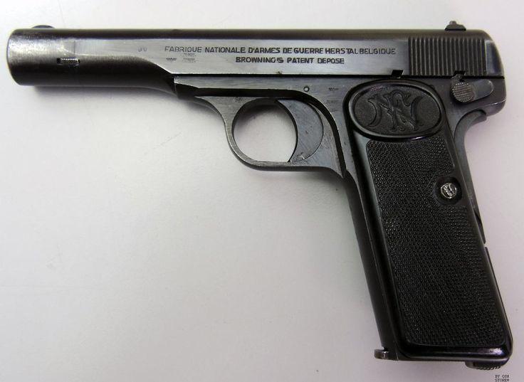 FN Model 1922 - 7.65x17mmSR (.32 ACP)